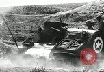 Image of American artillery barrage against German forces Italy, 1944, second 36 stock footage video 65675032709