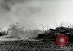 Image of American artillery barrage against German forces Italy, 1944, second 46 stock footage video 65675032709