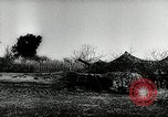 Image of American artillery barrage against German forces Italy, 1944, second 47 stock footage video 65675032709