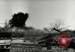 Image of American artillery barrage against German forces Italy, 1944, second 57 stock footage video 65675032709