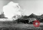 Image of American artillery barrage against German forces Italy, 1944, second 61 stock footage video 65675032709