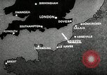 Image of Dieppe Raid France, 1942, second 52 stock footage video 65675032712