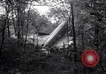 Image of Airliner wreckage Bethel Connecticut USA, 1934, second 3 stock footage video 65675032721