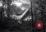 Image of Airliner wreckage Bethel Connecticut USA, 1934, second 4 stock footage video 65675032721