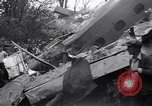 Image of Airliner wreckage Bethel Connecticut USA, 1934, second 9 stock footage video 65675032721