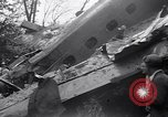 Image of Airliner wreckage Bethel Connecticut USA, 1934, second 13 stock footage video 65675032721