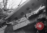 Image of Airliner wreckage Bethel Connecticut USA, 1934, second 14 stock footage video 65675032721