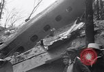 Image of Airliner wreckage Bethel Connecticut USA, 1934, second 16 stock footage video 65675032721