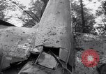 Image of Airliner wreckage Bethel Connecticut USA, 1934, second 18 stock footage video 65675032721