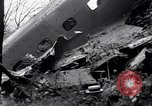 Image of Airliner wreckage Bethel Connecticut USA, 1934, second 21 stock footage video 65675032721