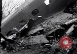 Image of Airliner wreckage Bethel Connecticut USA, 1934, second 22 stock footage video 65675032721
