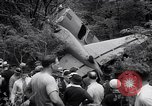 Image of Airliner wreckage Bethel Connecticut USA, 1934, second 44 stock footage video 65675032721