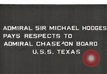 Image of Admiral JV Chase United States USA, 1933, second 1 stock footage video 65675032734