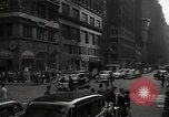 Image of Times Square Manhattan New York City USA, 1948, second 28 stock footage video 65675032736