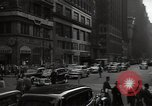 Image of Times Square Manhattan New York City USA, 1948, second 31 stock footage video 65675032736