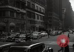 Image of Times Square Manhattan New York City USA, 1948, second 32 stock footage video 65675032736