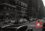 Image of Times Square Manhattan New York City USA, 1948, second 33 stock footage video 65675032736