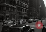 Image of Times Square Manhattan New York City USA, 1948, second 34 stock footage video 65675032736