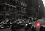 Image of Times Square Manhattan New York City USA, 1948, second 35 stock footage video 65675032736