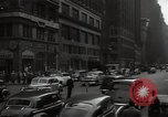 Image of Times Square Manhattan New York City USA, 1948, second 37 stock footage video 65675032736