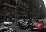 Image of Times Square Manhattan New York City USA, 1948, second 39 stock footage video 65675032736