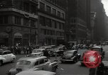 Image of Times Square Manhattan New York City USA, 1948, second 40 stock footage video 65675032736