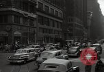 Image of Times Square Manhattan New York City USA, 1948, second 41 stock footage video 65675032736