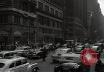 Image of Times Square Manhattan New York City USA, 1948, second 42 stock footage video 65675032736