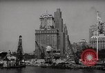 Image of Ellis Island detention building New York City USA, 1948, second 8 stock footage video 65675032741