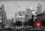 Image of Ellis Island detention building New York City USA, 1948, second 13 stock footage video 65675032741