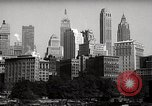 Image of Ellis Island detention building New York City USA, 1948, second 24 stock footage video 65675032741