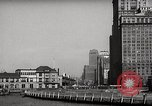 Image of Ellis Island detention building New York City USA, 1948, second 44 stock footage video 65675032741