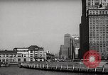 Image of Ellis Island detention building New York City USA, 1948, second 45 stock footage video 65675032741
