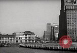 Image of Ellis Island detention building New York City USA, 1948, second 47 stock footage video 65675032741