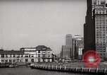 Image of Ellis Island detention building New York City USA, 1948, second 48 stock footage video 65675032741