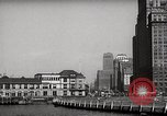 Image of Ellis Island detention building New York City USA, 1948, second 49 stock footage video 65675032741