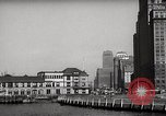 Image of Ellis Island detention building New York City USA, 1948, second 50 stock footage video 65675032741