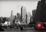Image of Ellis Island detention building New York City USA, 1948, second 55 stock footage video 65675032741