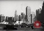 Image of Ellis Island detention building New York City USA, 1948, second 59 stock footage video 65675032741