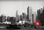Image of Ellis Island detention building New York City USA, 1948, second 60 stock footage video 65675032741