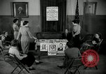 Image of League of Women Voters distributes voter materials Monroe New York USA, 1950, second 2 stock footage video 65675032770