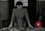Image of League of Women Voters distributes voter materials Monroe New York USA, 1950, second 11 stock footage video 65675032770