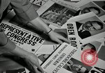 Image of League of Women Voters distributes voter materials Monroe New York USA, 1950, second 12 stock footage video 65675032770