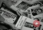 Image of League of Women Voters distributes voter materials Monroe New York USA, 1950, second 13 stock footage video 65675032770