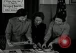 Image of League of Women Voters distributes voter materials Monroe New York USA, 1950, second 15 stock footage video 65675032770