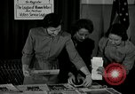 Image of League of Women Voters distributes voter materials Monroe New York USA, 1950, second 16 stock footage video 65675032770
