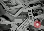 Image of League of Women Voters distributes voter materials Monroe New York USA, 1950, second 45 stock footage video 65675032770