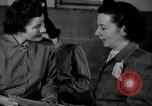 Image of League of Women Voters distributes voter materials Monroe New York USA, 1950, second 55 stock footage video 65675032770