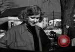 Image of People cleaning up a lot for use as a playground Monroe New York USA, 1950, second 35 stock footage video 65675032772