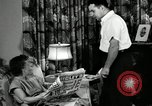 Image of auto worker Detroit Michigan USA, 1950, second 13 stock footage video 65675032773